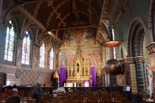 Upper oratory