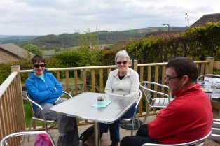 Tearoom with a view (Glaisdale)