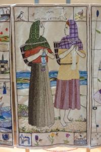 Shetland knitters