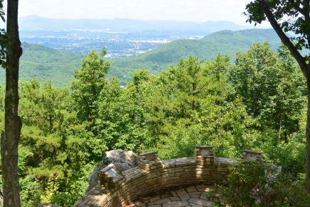 On Roanoke Mountain