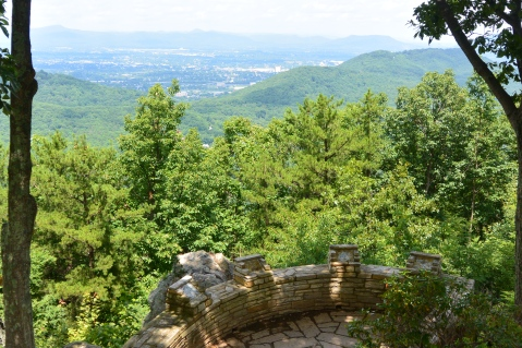 On Roanoke Mountain