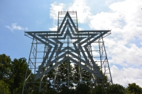 Roanoke Star, Mill Mountain