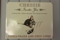 CHESSIE advertising