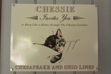 CHESSIE advertising