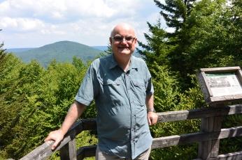 Big Spruce Overlook