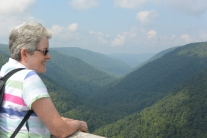 Lindy Point Overlook, Blackwater Falls