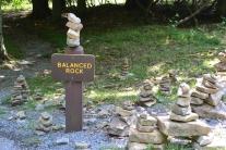 Balanced Rock Trail, Blackwater Falls