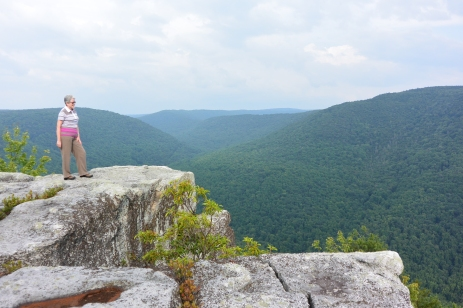 Table Rock and Canaan Valley