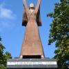 La Pasionaria statue,Glasgow