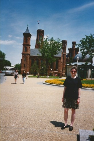 Smithsonian Institution Building, 1995