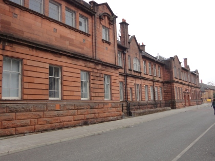 Hayfield Centre
