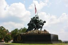 Marine Corps Memorial (Iwo Jima)
