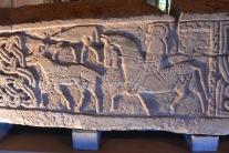 Sarcophagus (detail)