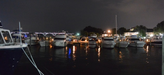 Potomac by night