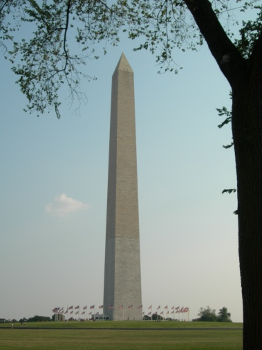 Washington Monument 2008