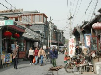 In the hutong