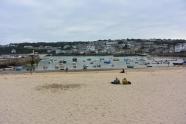 St Ives harbour
