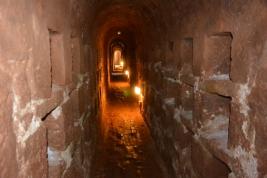 Man engine tunnel