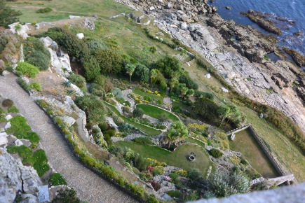 Gardens from above
