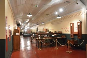 Porthcurno Telegraph Museum