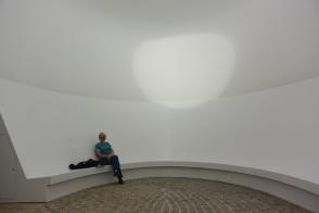 Tewlwolow Kernow: inside the dome