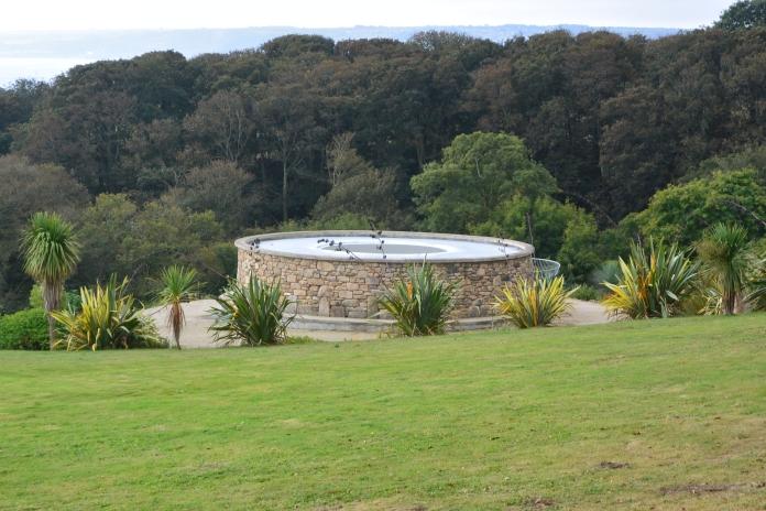 Tewlwolow Kernow: dome exterior