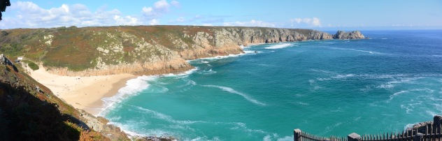 From Minack to Logan Rock