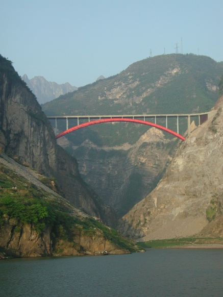 First gorge: Xiling