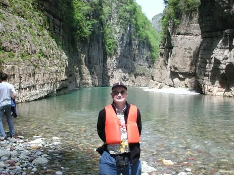 John at ShenNong Stream