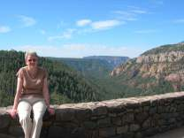 Oak Creek Canyon Vista
