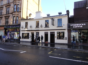Curler's Rest and Byres Road