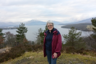 Loch Lomond at Balmaha