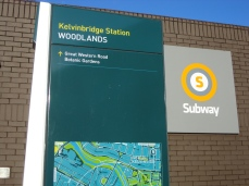 Kelvinbridge Subway