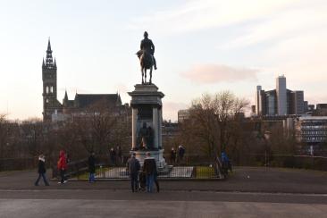 Kelvingrove Park And Glasgow University