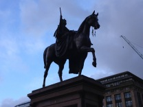 Queen Victoria in George Square