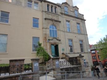 Former children's hospital, Garnethill