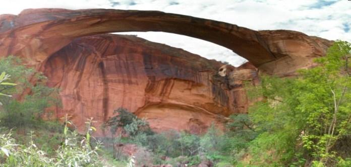 Escalante Natural Bridge