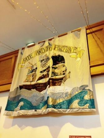 New Lanark banner