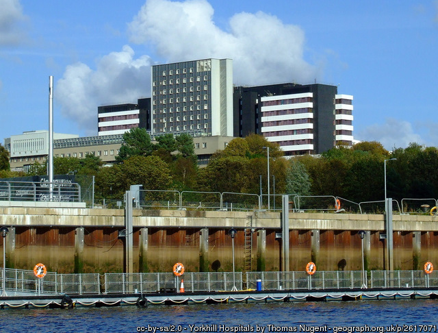 Yorkhill Hospitals