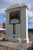 Cromwell Harbour Monument