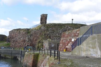 Victoria Harbour and castle