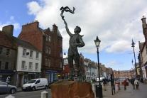 John Muir statue