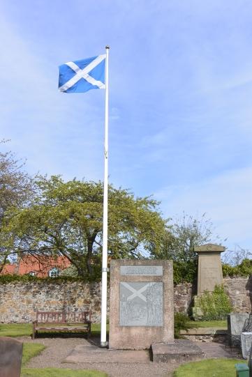 Saltire Memorial