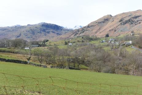 Little Langdale valley