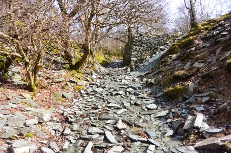 Quarry path