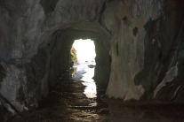 Entrance to Cathedral Cavern