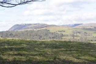 Views from Laggan Hill