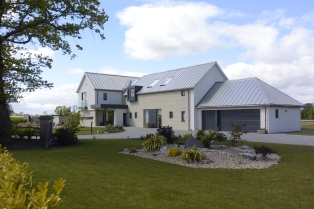 Modern house near Dunmore