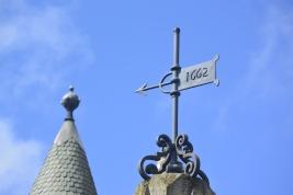 Mercat Cross 1662