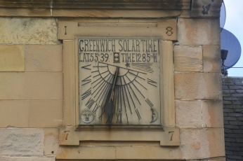 Sundial 1877